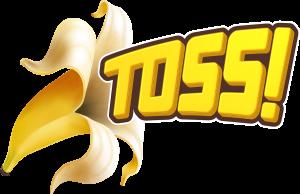TOSS!🍌 logo